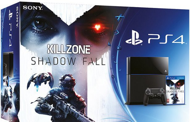 Killzone Shadow Fall PS4 bundle