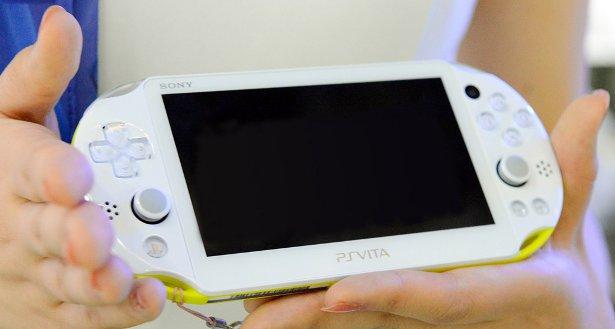 Фотографии PS Vita и PS Vita TV c TGS 2013