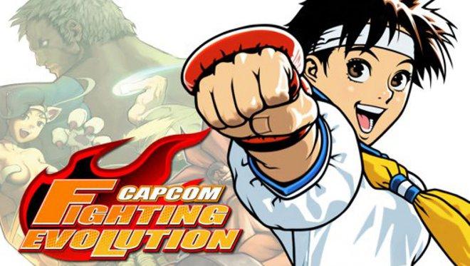Capcom Fighting Evolution появится на этой неделе в PSN