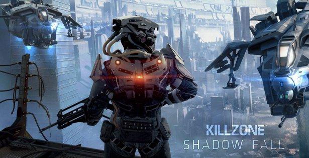 Размер Killzone: Shadow Fall более 50ГБ