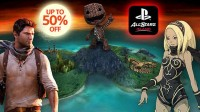 Распродажа inFAMOUS, Uncharted, Gravity Rush и LBP
