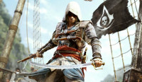 Геймплейное видео PS4-версии Assassin's Creed IV: Black Flag