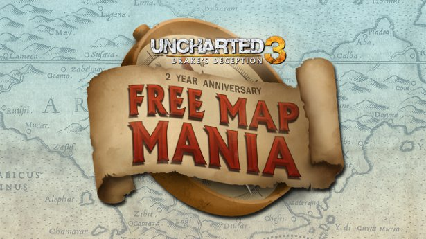 Uncharted 3 free map mania