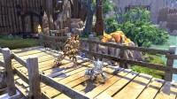 Способы игры в Knack: кооператив, Remote Play и мобильный Knack's Quest