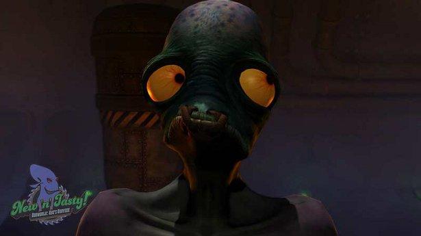 Oddworld: New 'n' Tasty выйдет на PS3 на этой неделе