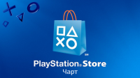 Чарт PlayStation Store — апрель