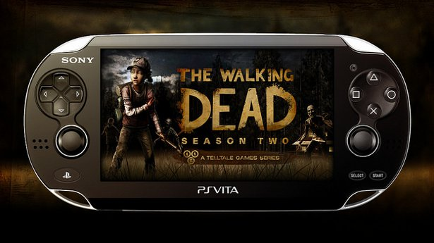The Walking Dead 2 PS Vita