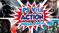 PS Vita Action Mega Pack