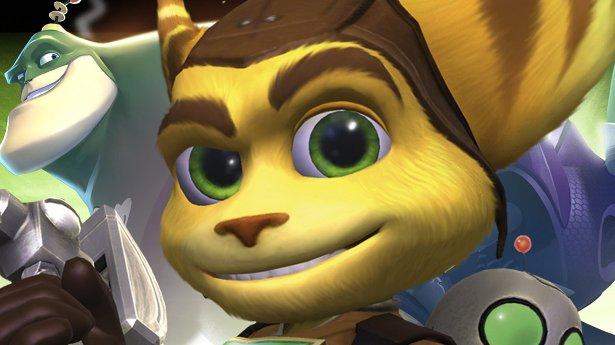 Ratchet & Clank HD Trilogy PlayStation Vita