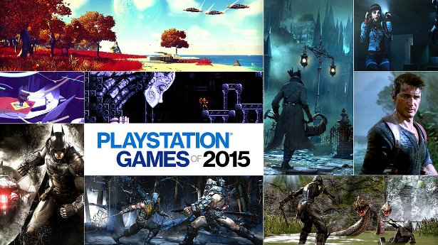 PlayStation игры 2015