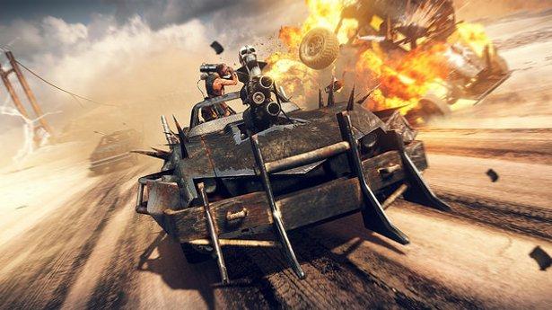 Новый геймплейный трейлер и скриншоты Mad Max