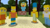 The Simpsons Skin pack
