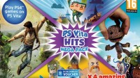 Два новых комплекта с PS Vita