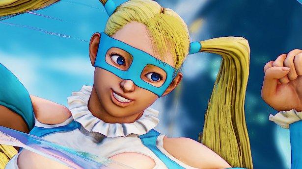 Street Fighter V - Rainbow Mika