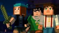 Minecraft: Story Mode выходит в следующим месяце на PS4 и PS3