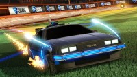 Дополнение Back to the Future для Rocket League