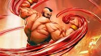 Зангиев Street Fighter V