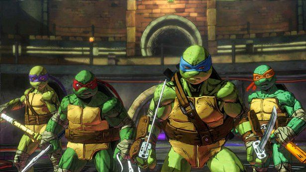Экшен Teenage Mutant Ninja Turtles: Mutants анонсирован для PS4 и PS3