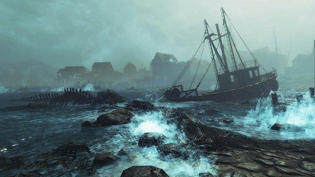 Будущие DLC-дополнения для Fallout 4