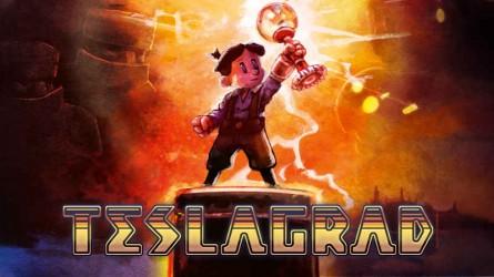 Teslagrad для PS Vita получил особое физическое издание