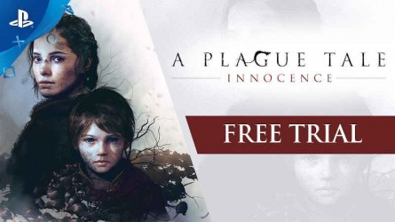 В PS Store появилась демо-версия и скидка 40% подписчикам PS Plus на игру A Plague Tale: Innocence для PS4