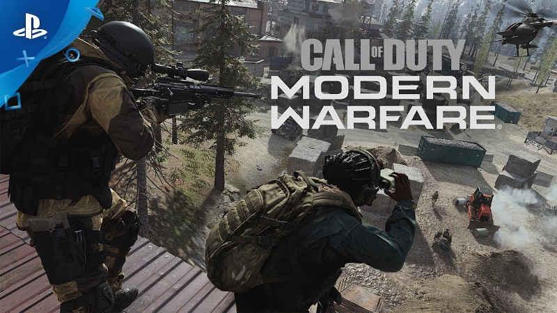 Трейлер второй недели мультиплеерной беты Call of Duty: Modern Warfare