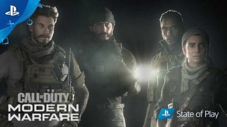 Сюжетный трейлер Call of Duty: Modern Warfare