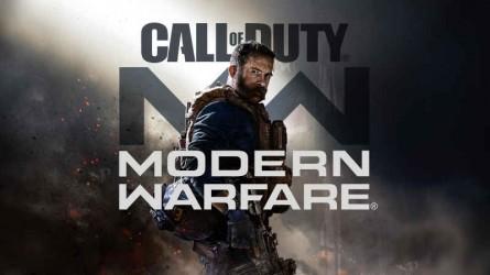 Релизный трейлер Call of Duty: Modern Warfare для PS4