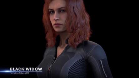 Square Enix показали Черную вдову в новом ролике Marvel's Avengers