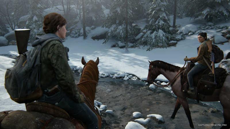 Детали геймплея The Last of Us Part II — Мобильность Элли, новые виды зараженных и собаки