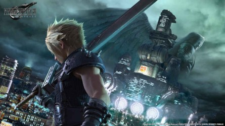 Геймплейная демонстрация Final Fantasy VII Remake с Tokyo Game Show 2019