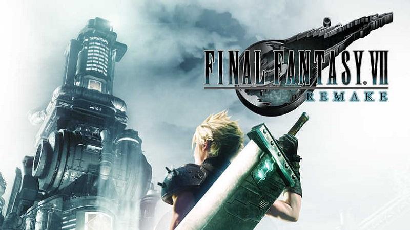 Вступительный ролик Final Fantasy VII Remake
