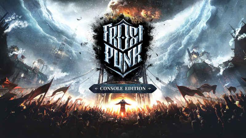 Сюжетный трейлер Frostpunk: Console Edition