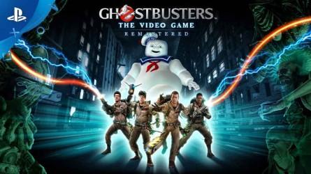 Трейлер Ghostbusters: The Video Game Remastered — Любимые воспоминания