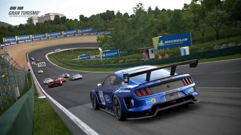 GT Sport обновился до версии 1.45