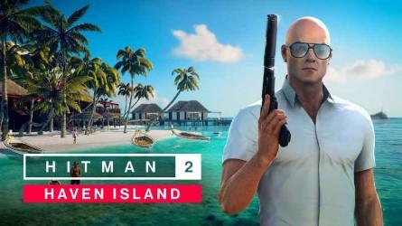 Трейлер Hitman 2 — Остров Хейвен