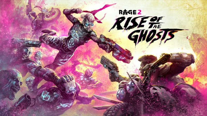 Релизный трейлер Rage 2 — Rise of the Ghosts