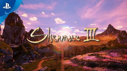 Трейлер Shenmue 3 с TGS 2019
