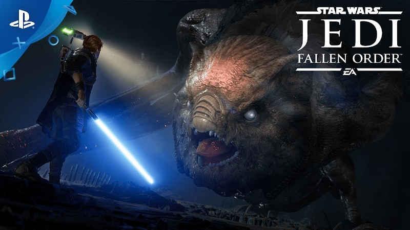 Трейлер Star Wars Jedi: Fallen Order — Миссия Кэла