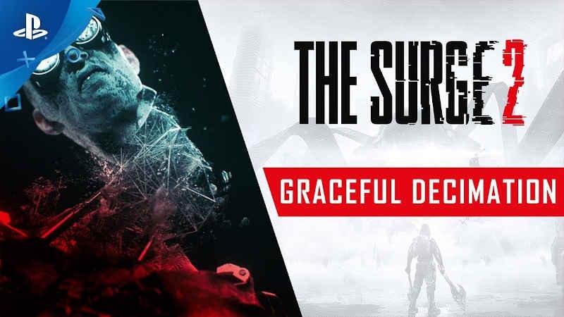 Трейлер The Surge 2 — Симфония насилия