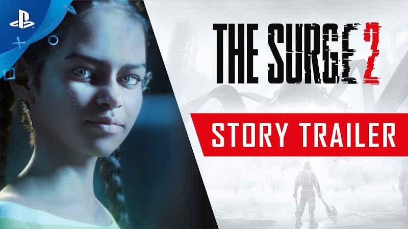 Сюжетный трейлер The Surge 2