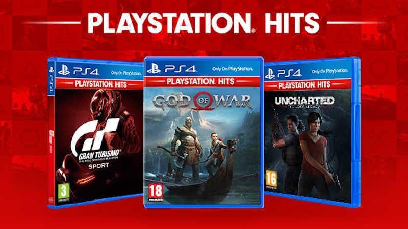 Хиты PlayStation пополняются God of War, Uncharted: The Lost Legacy и Gran Turismo Sport