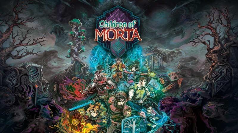 Высоко оцененное экшен-РПГ Children of Morta выходит завтра на PS4