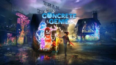 Обзор Concrete Genie — Сказка-раскраска