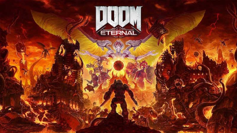 Трейлер предзаказа DOOM Eternal — DOOM 64 в комплекте