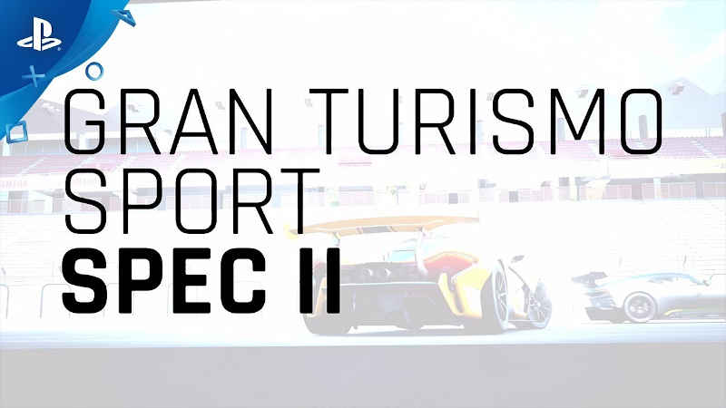 Gran Turismo Sport Spec II уже доступен в PlayStation Store
