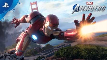 Новый геймплейный трейлер Marvel's Avengers