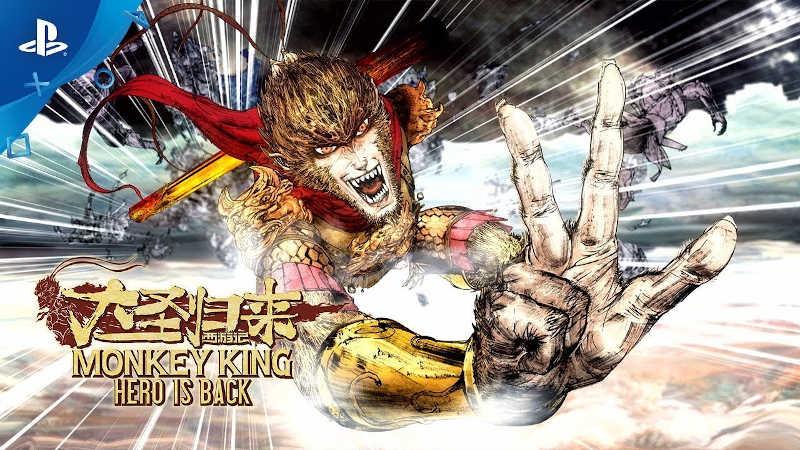 Релизный трейлер Monkey King: Hero Is Back