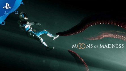 Релизный трейлер Moons of Madness для PS4