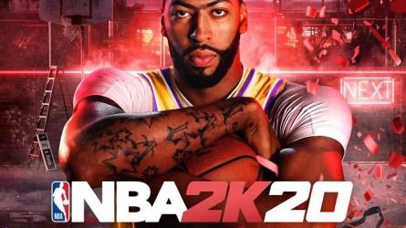 Предложение недели в PS Store — Скидка 60% на NBA 2K20